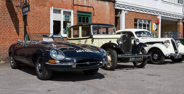 1964 Jaguar E-Type Roodster
