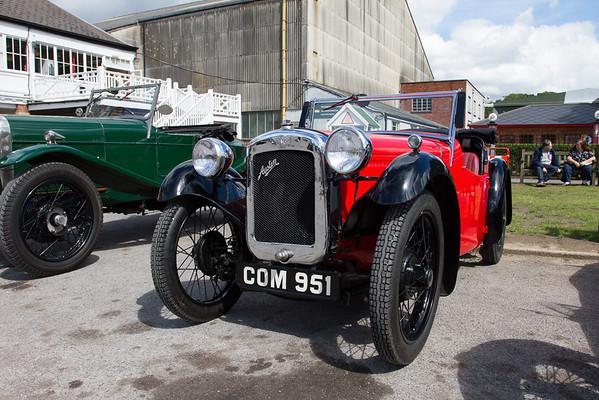 1936 Austin Seven Nippy