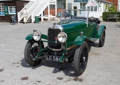 1930 - Alvis 12/50 Tj