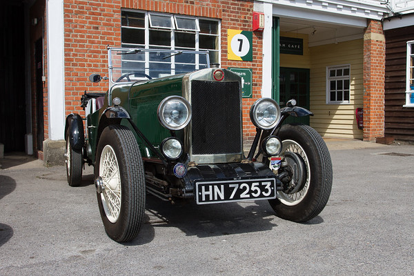 1930 Lea-Francis