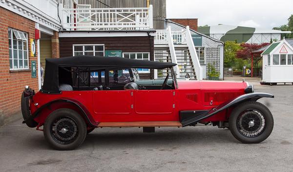 1929 - Lancia Lambda 224 Torpedo
