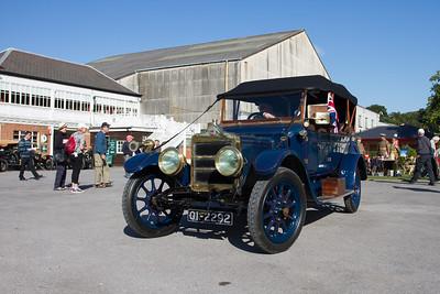 Standard 4-Seater Tourer