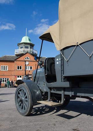 Brooklands Great War 100 - 2015