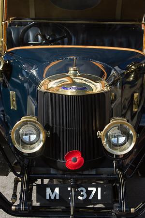 1914 - Newton Bennett 12 Hp Tourer