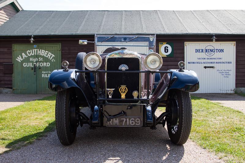 1928 - Sunbeam 20hp Tourer