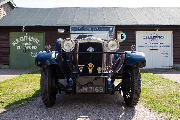 1928 Sunbeam 20hp Tourer