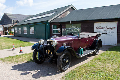 1928 - Sunbeam 20hp Tourer