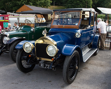 1912 - Wolseley 16/20Hp Tourer