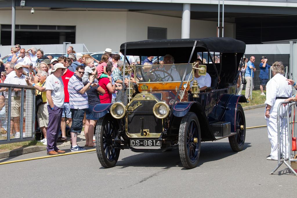 1910 - Buick Model 39