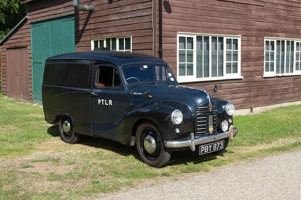 Austin A40 Van