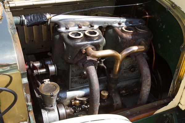 Sunbeam Engine