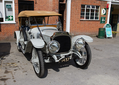 1912 - Vauxhall A Type