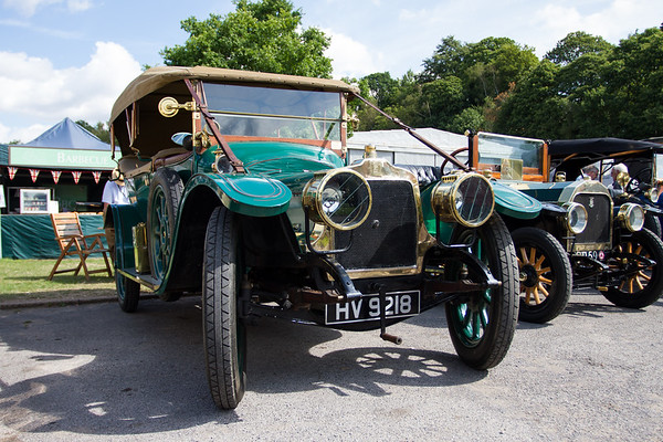 1912 - Talbot 4MB Tourer