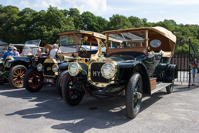 1913 - Sunbeam 12/16 Tourer