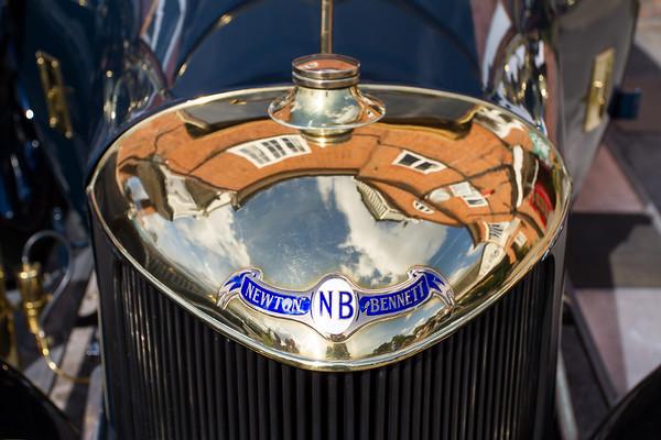 1914 Newton Bennett 12hp Tourer