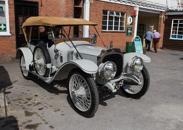 1912 - Vauxhall A Type