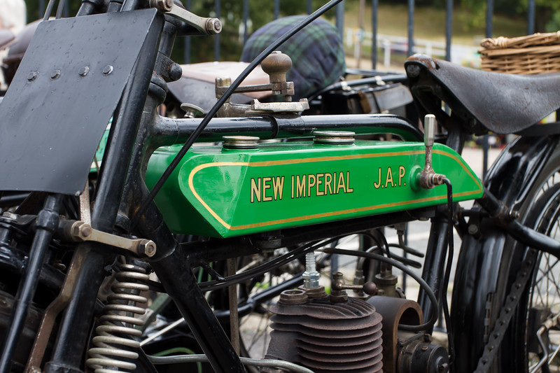 New Imperial J.A.P