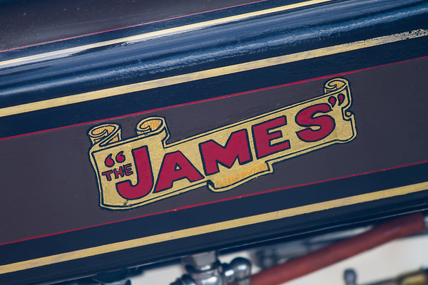 James Motorcycle