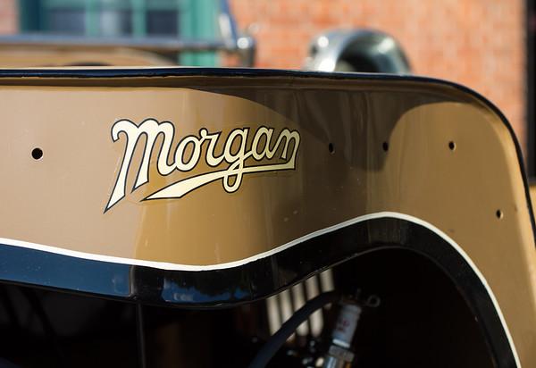 1913 - Morgan Quad Prototype