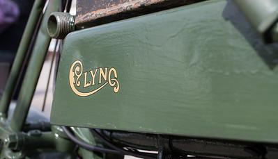 1916 - Clyno 5.6hp  Motorcycle