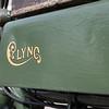 1916 - Clyno 5.6hp  Motorcycle