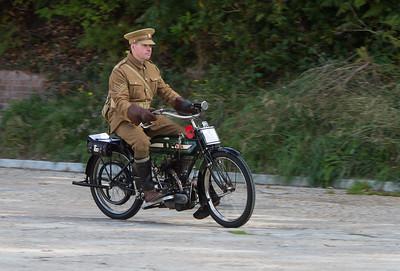 Brooklands Great War Day - 2018