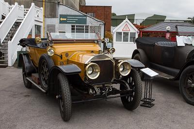 1911 - Napier Colonial Deluxe
