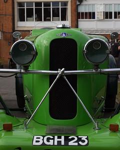 1934 - Talbot 105 Alpine Tourer