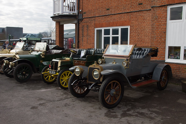 1909 Talbot 12 12hp 4AB Two-seater Body