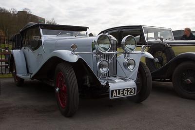 1933 - Talbot 105 Tourer