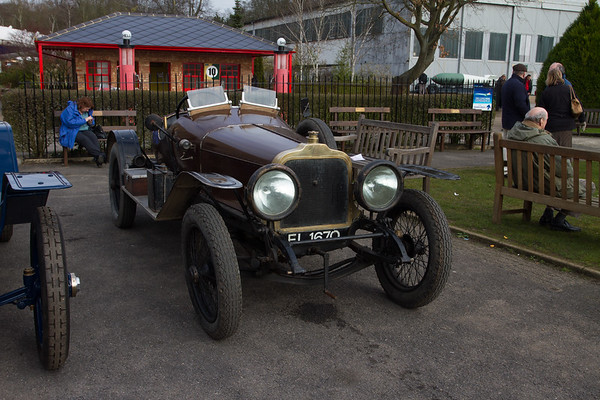 1913 Talbot 25/50 Two-seater Sports