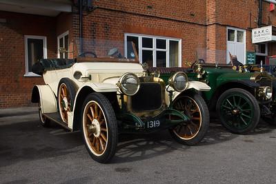 1911 Sunbeam 12/16 hp Four-seater Tourer