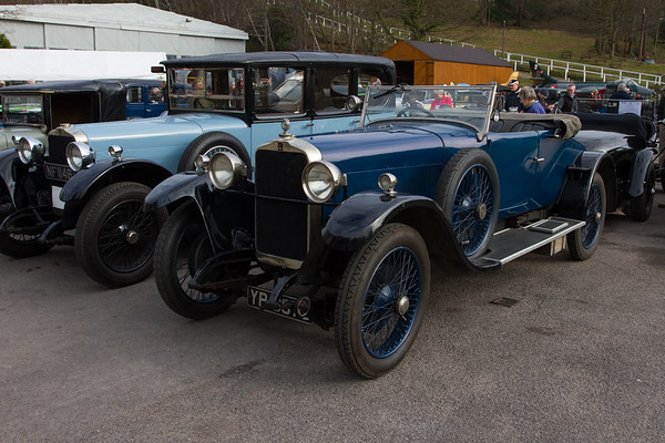 1926 Talbot 18-55 Two-seater
