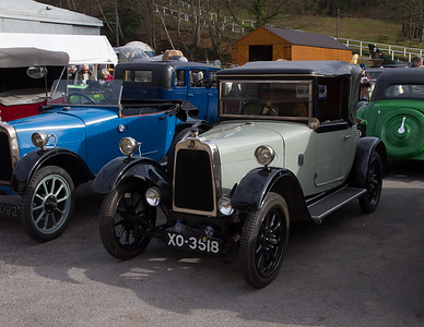 1923 - Talbot 08-18 DH Coupe