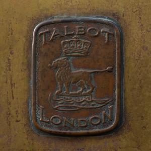 Talbot Car Badge