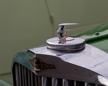 1935 - Talbot 75 Sports Saloon