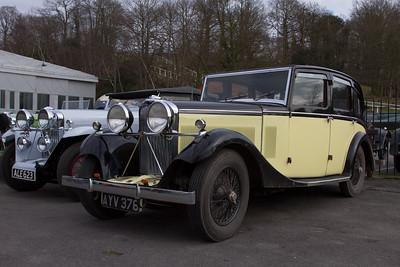 Talbot 95 Six Light Saloon