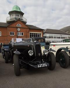 1933 - Talbot 95 Brooklands Coachwork