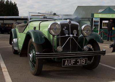 1934 Morris 10/6 Special Sports Tourer