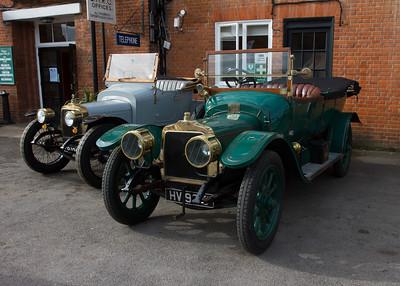 1913 Talbot 15/20 Tourer