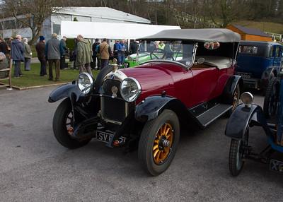 1924 Talbot-Darracq DC 12/32