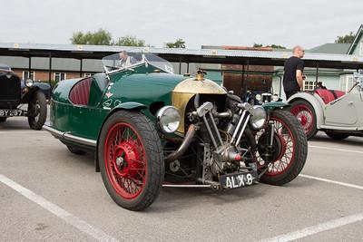 1933 - Morgan Supersports