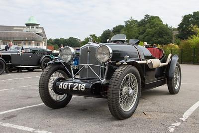 1933 - Wolseley 9 Racer