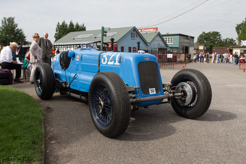 1934 - Frazer Nash 'Norris Special'