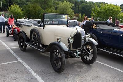 1926 - Bean 11.9 Tourer