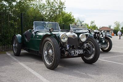 1930 - Riley Brooklands