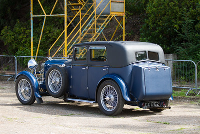 1932 - Lagonda 3 Litre