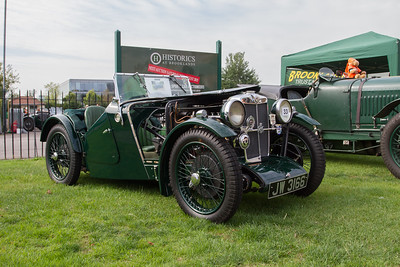 1932 MG J2 Midget