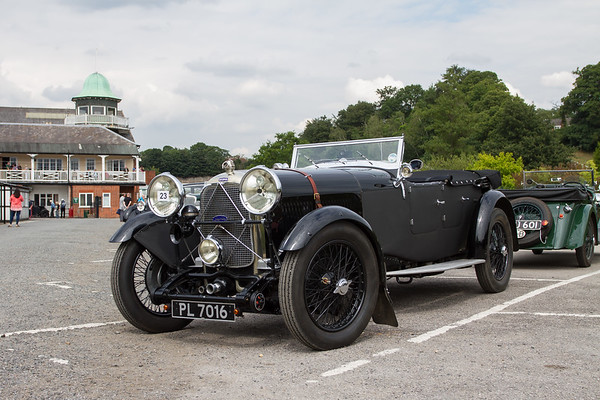 1931 - Lagonda 2-litre Supercharged Low Chassis Tourer