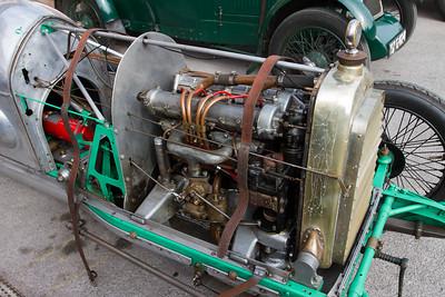 1923 - Aston Martin Razor Blade